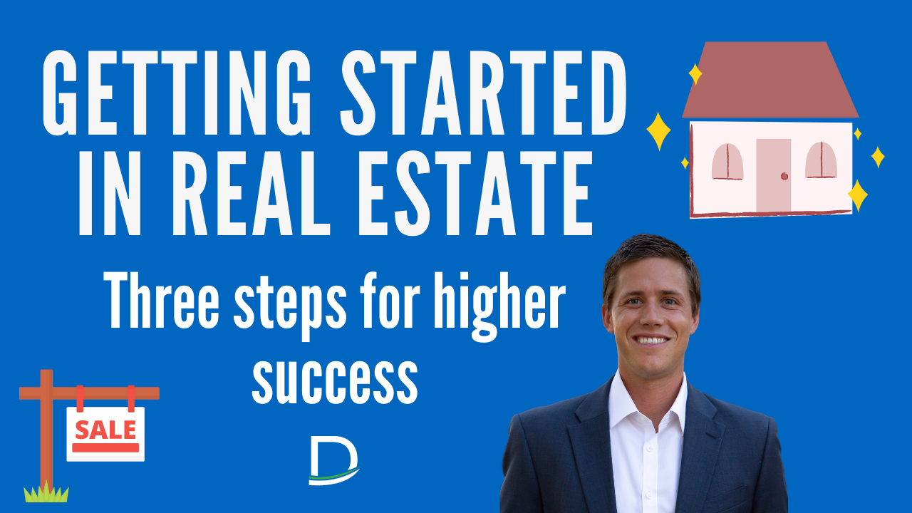 Getting Started In Real Estate